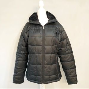 Columbia Omni Heat Hooded Winter Puffer Jacket - S
